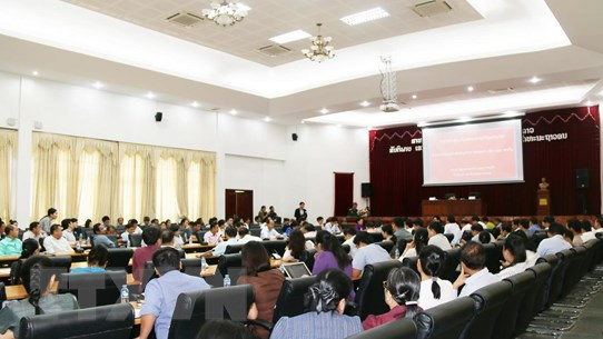 Lào tổ chức tuyên truyền về ý nghĩa của Chiến thắng Điện Biên Phủ