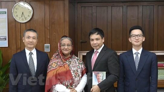 Tăng cường kết nối, khai thác tiềm năng quan hệ Việt Nam-Bangladesh