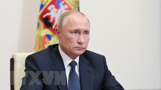 Ông Putin ban hành luật khẳng định tính tối thượng của luật pháp Nga