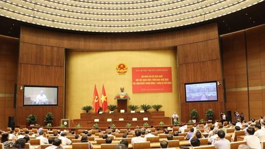 Quán triệt, vận dụng đưa Nghị quyết Trung ương 7 vào cuộc sống