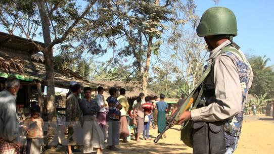 Myanmar chặn đứng âm mưu đánh bom tòa nhà chính quyền ở bang Rakhine
