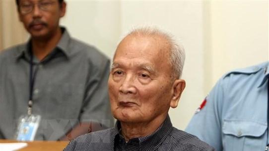 [Video] Nuon Chea - kẻ chịu trách nhiệm cho tội diệt chủng ở Campuchia