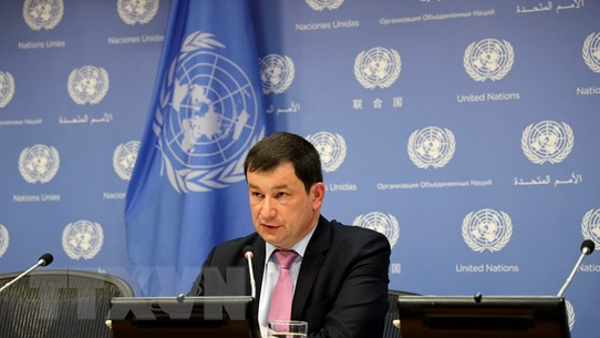 Nga kêu gọi điều tra vụ lộ báo cáo của Liên hợp quốc về Triều Tiên