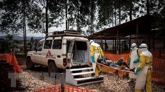 WHO cảnh báo khả năng lây lan dịch bệnh Ebola ở CHDC Congo