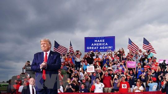 Tổng thống Trump muốn vận động tranh cử tại Florida vào ngày 10/10