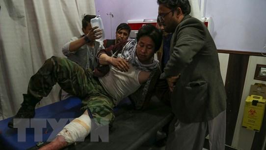 IS thừa nhận đánh bom tại một trung tâm giáo dục của Afghanistan