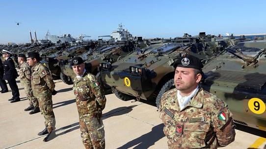 Liên hợp quốc công bố kế hoạch rút quân đội nước ngoài khỏi Libya