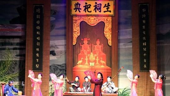 Hà Nội: Điểm sáng về bảo tồn di sản văn hóa phi vật thể ca trù