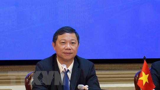 Thúc đẩy hợp tác giữa Thành phố Hồ Chí Minh và thành phố Thượng Hải