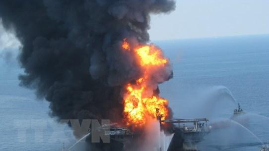 BP phải bồi thường thêm cho sự cố tràn dầu tại Vịnh Mexico