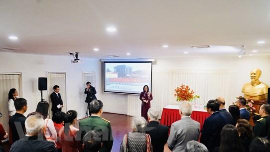 ĐSQ Việt Nam tại Australia trang trọng kỷ niệm 75 năm Quốc khánh