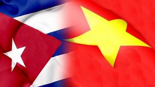 Chủ tịch Cuba ca ngợi quan hệ mẫu mực với Việt Nam