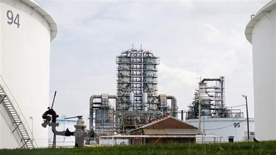 Giá dầu thế giới xuống mức thấp nhất trong 5 tháng qua