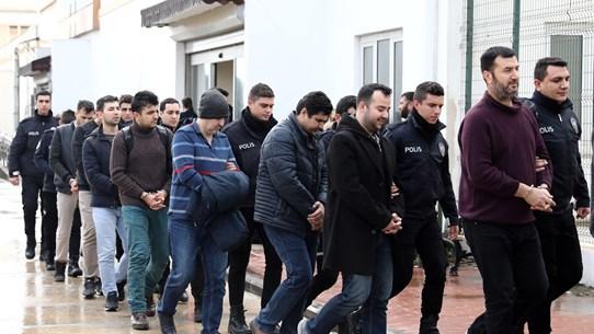 Thổ Nhĩ Kỳ bắt giữ 30 nghi phạm liên quan vụ đảo chính năm 2016