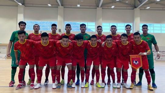 Đội tuyển Futsal Việt Nam sẽ hội quân sớm hơn dự kiến