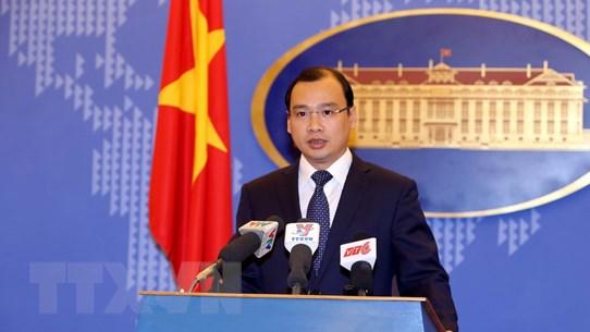 Việt Nam phản đối Trung Quốc đưa giàn khoan vào Vịnh Bắc Bộ