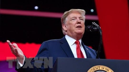 Tổng thống Mỹ Trump gia hạn lệnh trừng phạt đối với Zimbabwe