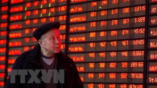 Các thị trường chứng khoán tại châu Á đồng loạt mất điểm