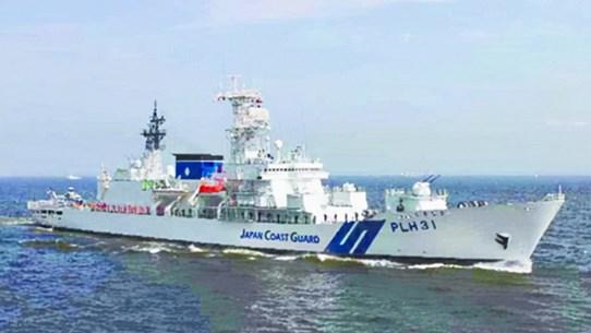 """Nhật Bản củng cố """"xương sống"""" bảo vệ lãnh hải tranh chấp"""