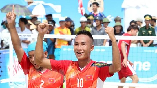 Đoàn thể thao Việt Nam đã thành công vượt mong đợi tại ABG 5