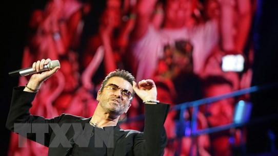 Công bố nguyên nhân cái chết của ngôi sao pop George Michael