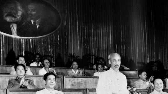 Phát sóng tập 4 phim tài liệu về 'Việt Nam thời đại Hồ Chí Minh'