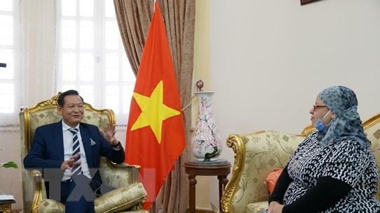 Quảng bá văn hóa - hình ảnh đất nước Việt Nam tại Ai Cập