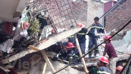 """Vụ nổ bình gas: """"Không thể trách lực lượng cứu hộ"""""""