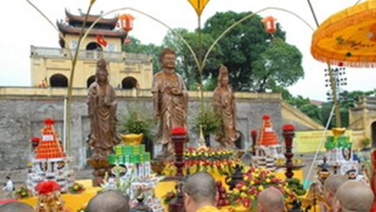 Bế mạc Đại lễ Phật giáo 1.000 năm Thăng Long-HN