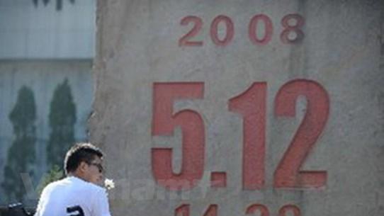 TQ tưởng niệm 5 năm thảm họa động đất Tứ Xuyên