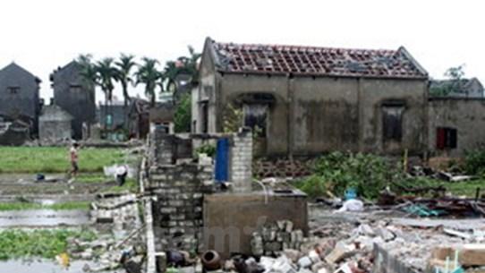 Đã có 16 người chết, 4 người mất tích vì bão số 2