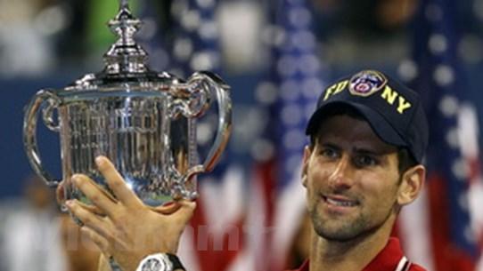 Djokovic lên ngôi US Open, kỳ tích hạ Nadal lần 6