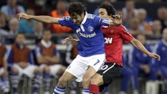 Raul hẹn báo thù Manchester United ở trận lượt về