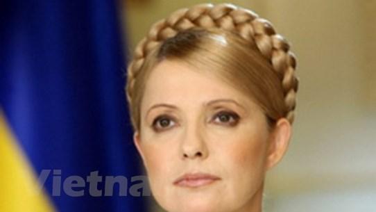 Ukraine khởi tố án hình sự mới với bà Timoshenko
