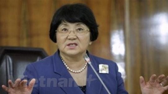 Kyrgyzstan trưng cầu dân ý thông qua hiến pháp mới