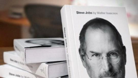 Cuốn tiểu sử về Steve Jobs bán chạy nhất nước Mỹ