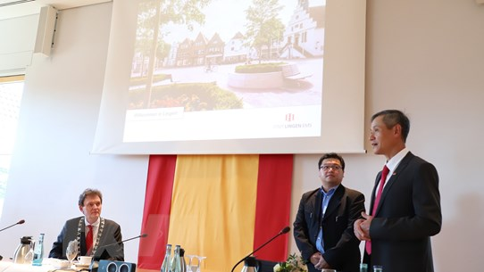 Thúc đẩy hợp tác trong lĩnh vực điều dưỡng giữa Việt Nam và Đức
