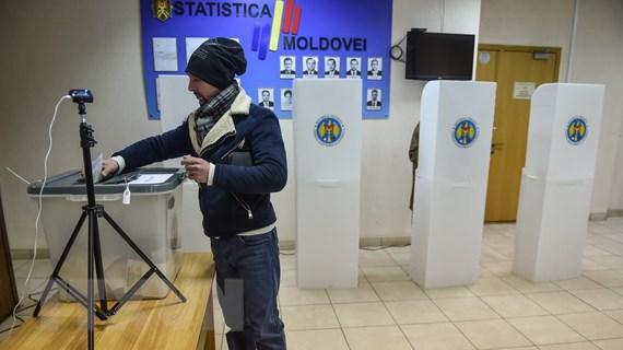 Moldova: Ủy ban bầu cử trung ương phê chuẩn kết quả tổng tuyển cử