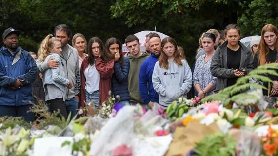 Vụ xả súng tại New Zealand: Cảnh sát xác nhận danh tính 21 nạn nhân