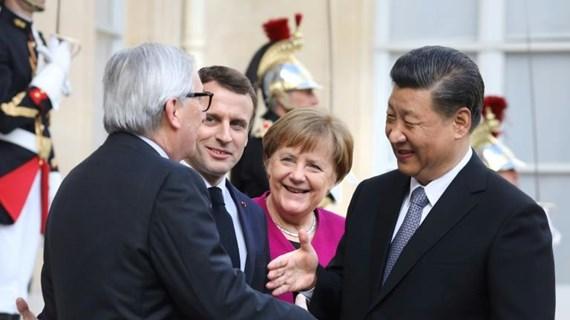 Chủ tịch Tập Cận Bình: Trung Quốc và EU có sự 'cạnh tranh tích cực'
