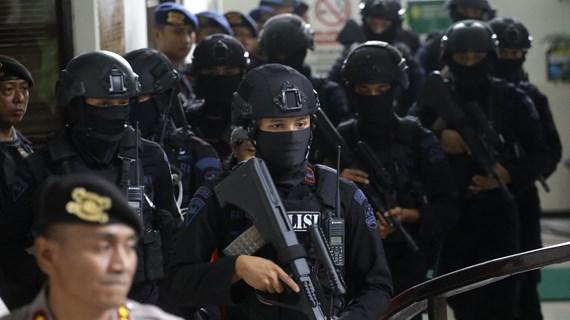 Indonesia tăng cường an ninh sau vụ tấn công đẫm máu ở Sri Lanka