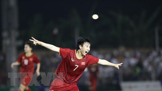 Tuyển nữ Việt Nam 'đại chiến' Thái Lan ở chung kết SEA Games 30