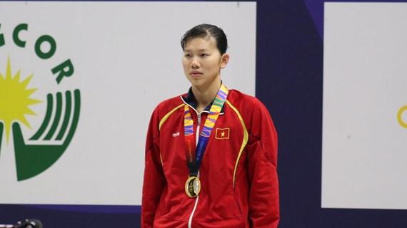SEA Games 30: Đoàn Thể thao Việt Nam đã có 38 huy chương Vàng