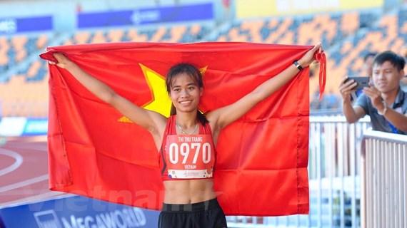 Thu Trang và Phạm Thị Huệ liên tiếp mang HCV về cho Việt Nam