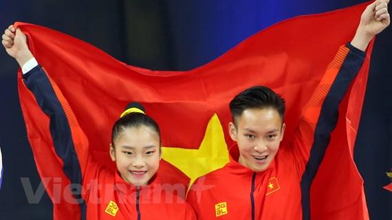 SEA Games 30: Đoàn Việt Nam giành 14 HCV trong ngày 9/12
