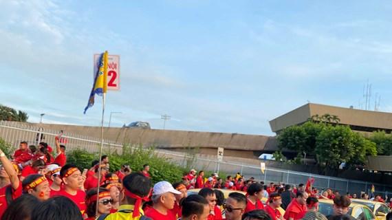 Chung kết U22 Việt Nam-U22 Indonesia: 'Nhuộm đỏ' Manila