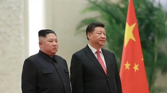 Chủ tịch Trung Quốc Tập Cận Bình thăm chính thức Triều Tiên