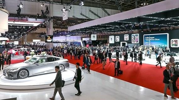 Những mẫu xe concept độc đáo tại Tokyo Motor Show 2019