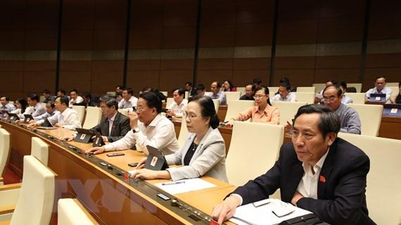 Quốc hội thảo luận quy trình miễn nhiệm một số vị trí quan trọng