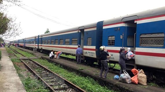 Ngành đường sắt nhận đặt hàng vận chuyển online để phòng chống dịch